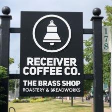 Receiver Coffee PEI