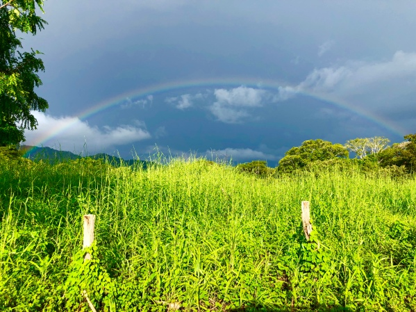 Rainbow Huacas