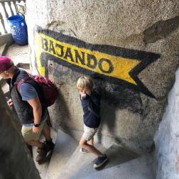 gibbs stairs guatape