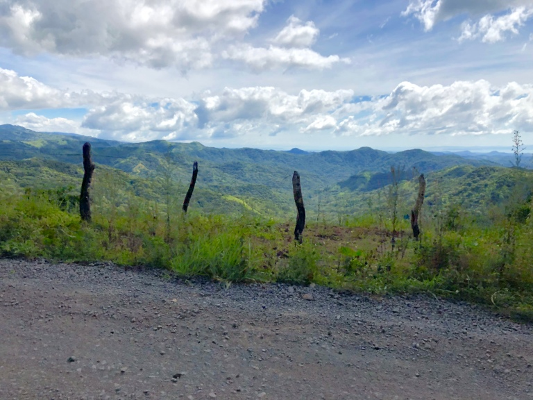 monteverde road view 2