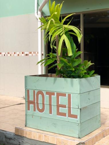 Hotel Cube 7