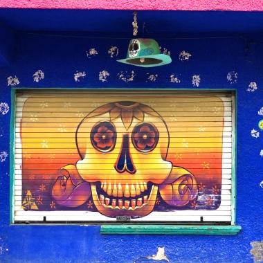 Blue Sayulita Grafetti 4