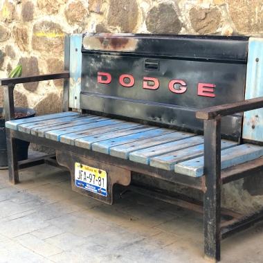Dodge Truck Bench 5
