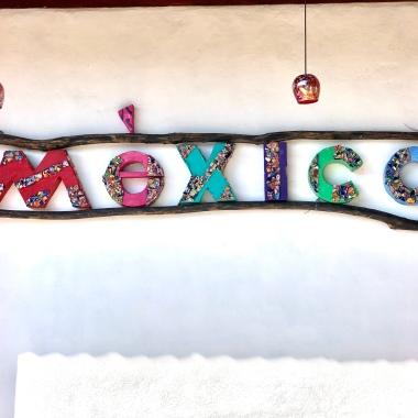 Mexico Restaurant Sign